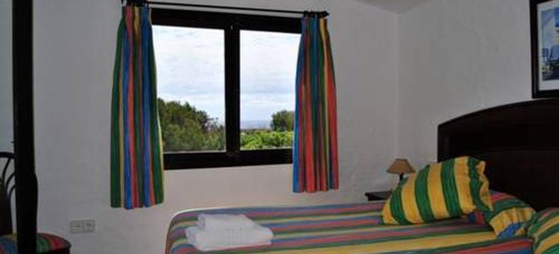 APARTAMENTO 1 DORMITORIO Apartamentos HLG Binivell Park